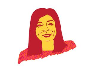 Carla Rodríguez for Celebrating Hispanic Roots