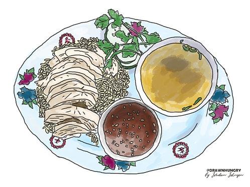 Iconic Portland Series: Khao Man Gai, Nong's