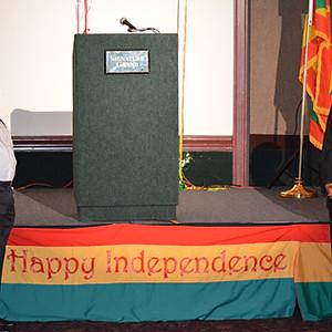 Performance for the President of Grenada