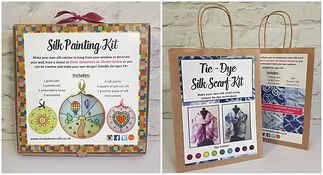 Silk Painting Kits