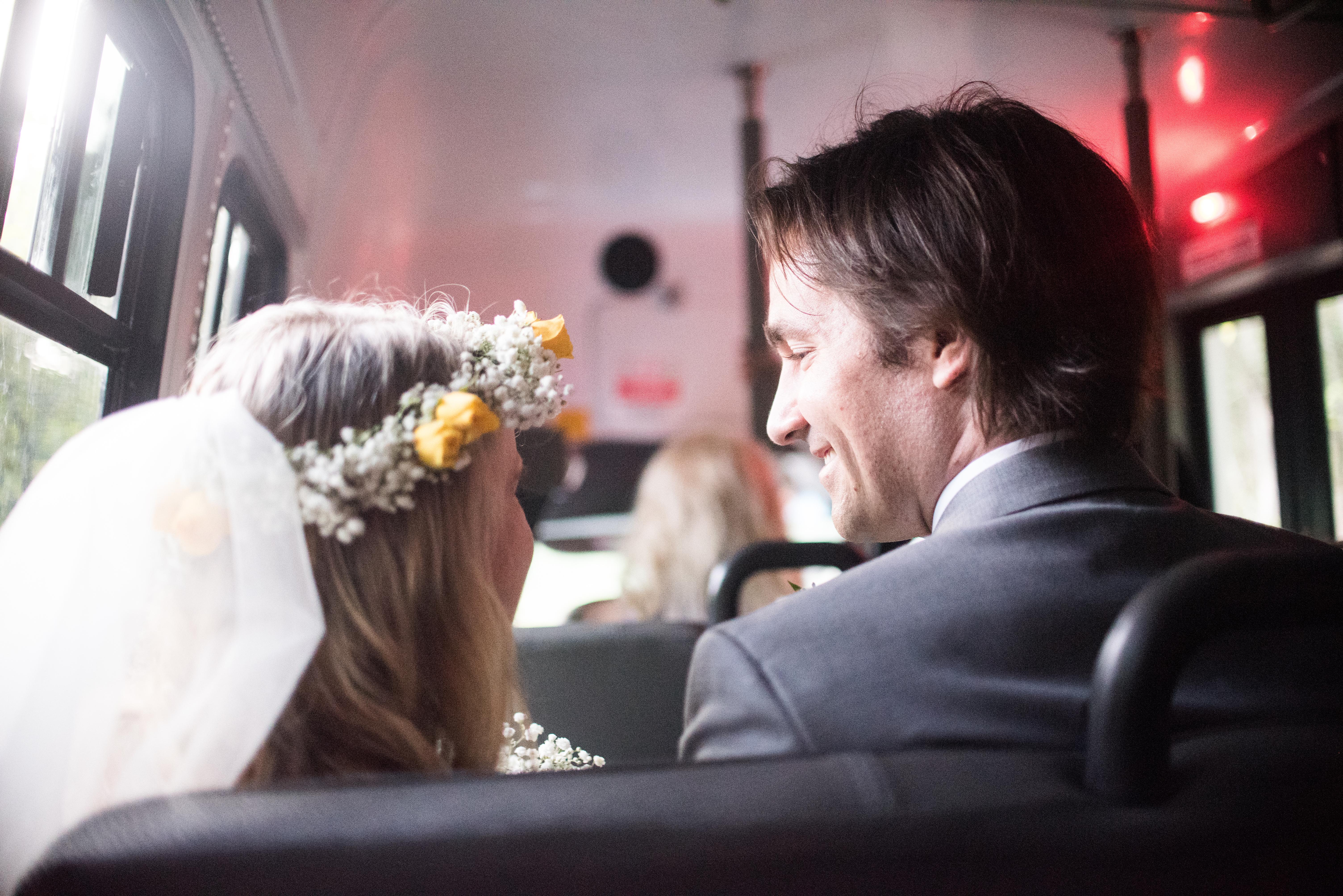 Wedding photography Natural Bridge