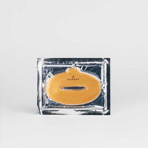 Hadaka 24KT Gold Lip Mask