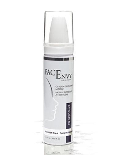 FacEnvy Oxygen Exfoliating Mousse 60ml