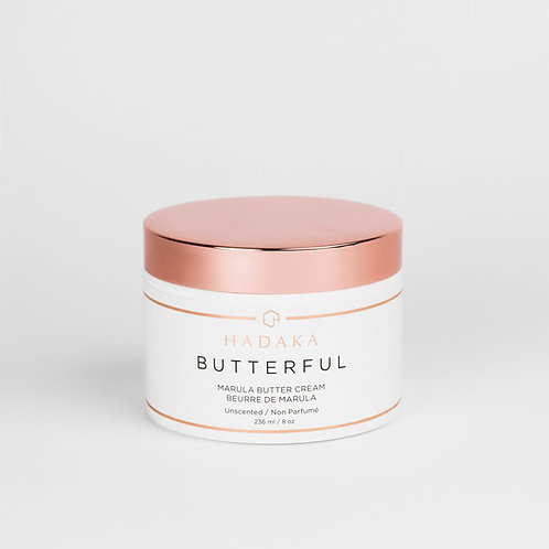HADAKA BUTTERFUL Marula Body Butter Unscented