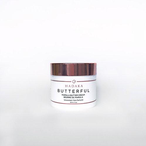 HADAKA BUTTERFUL Marula Butter Cream Unscented