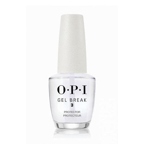 OPI Gel Break 3 - Protector Top Coat