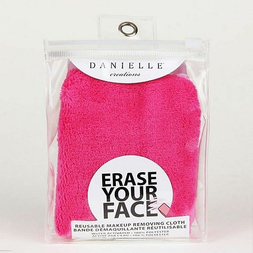 Erase Your Face Pink