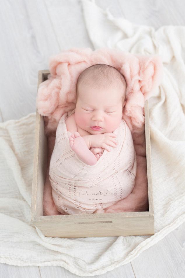 studio naissance photographie bébé