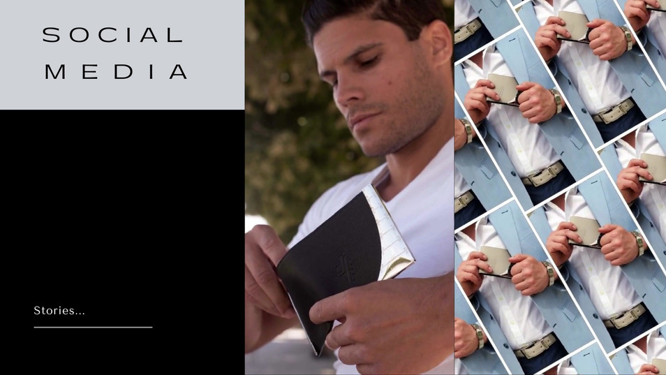 Marketing I Sample Digital Media content