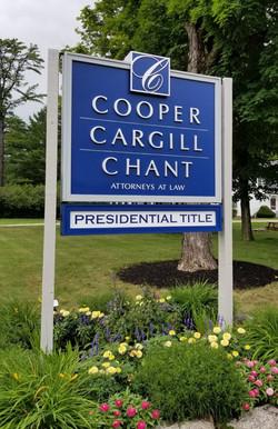 cooper gargill main sign photo