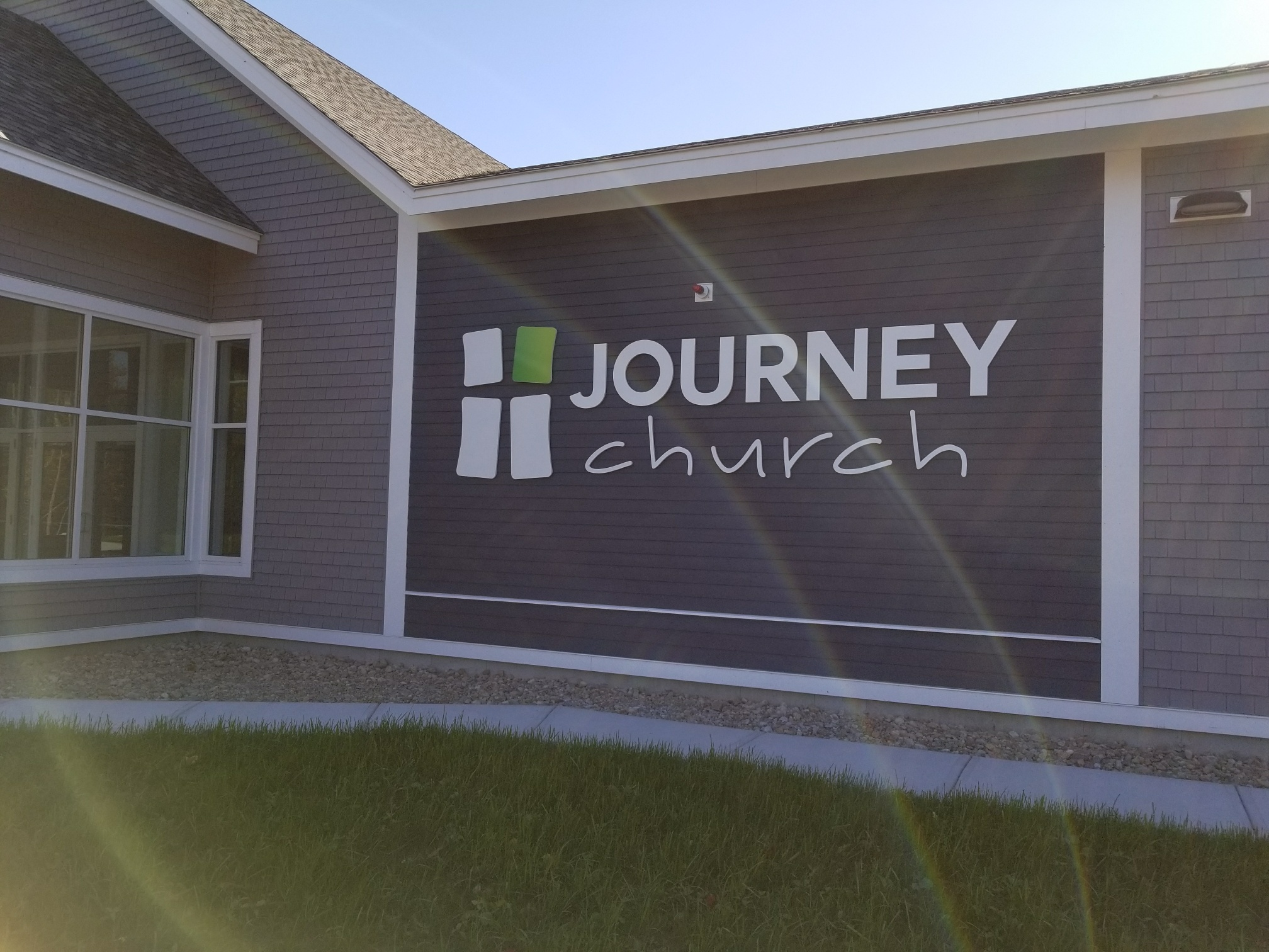 Journey Church Wall photo