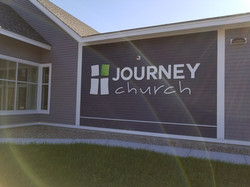 Journey Church Wall photo