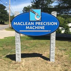 Maclean 2016 Sign Photo