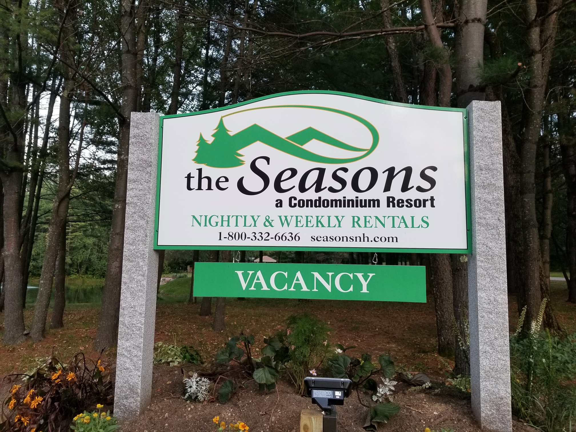 The seasons photo