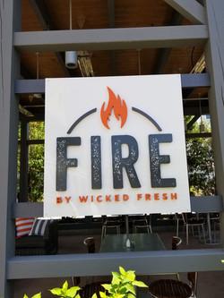 Fire by Wicked Gazebo