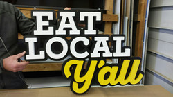 Fat Biscuit eat local