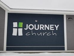 Journey Curch in winter