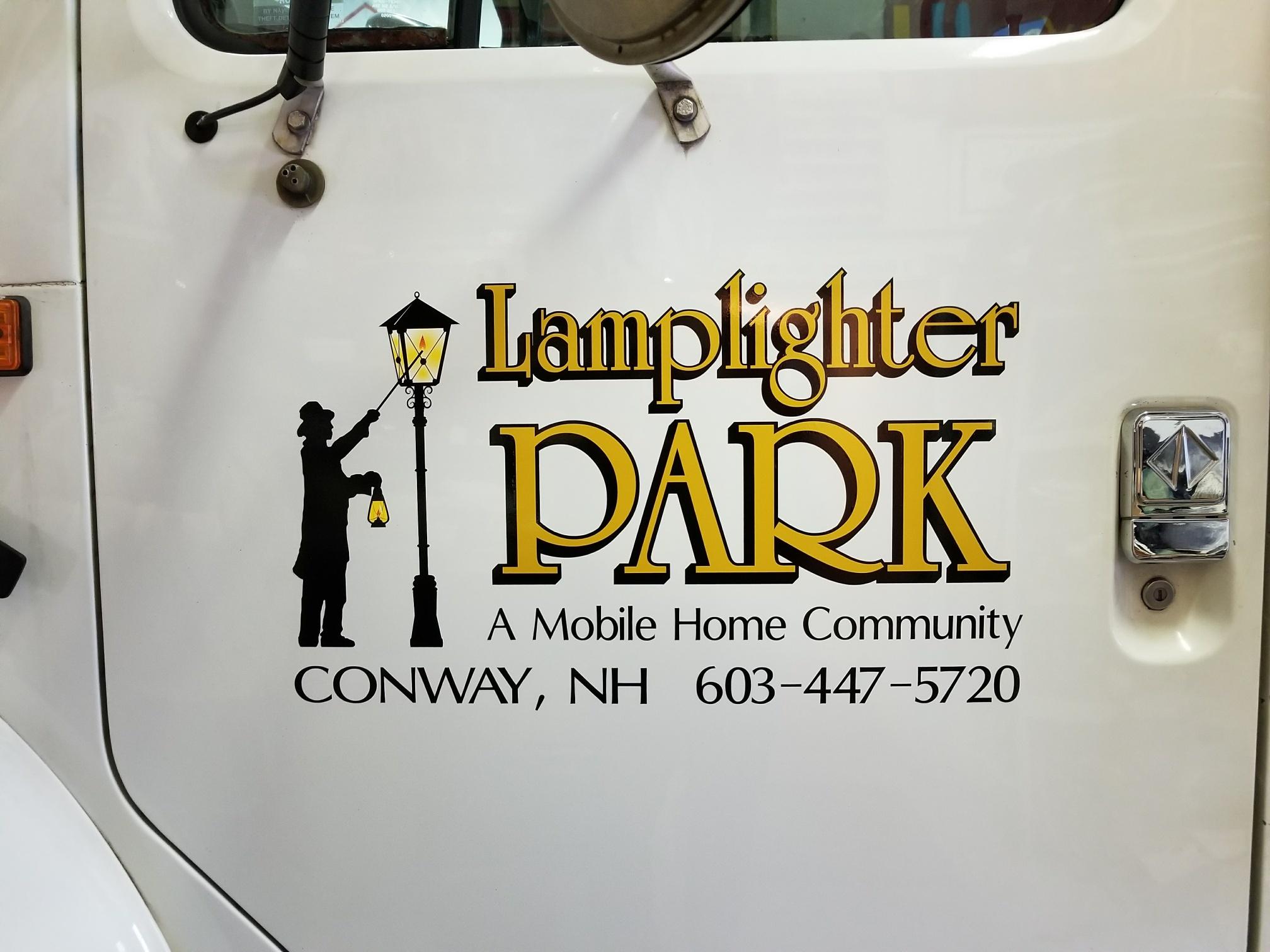 Lamplighter truck photo