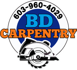 BD CARPENTRY LOGO
