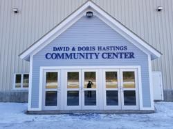 fryeburg Community Center Photo