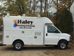 haley 2016 Box truck