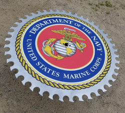 marine Saw Blade photo