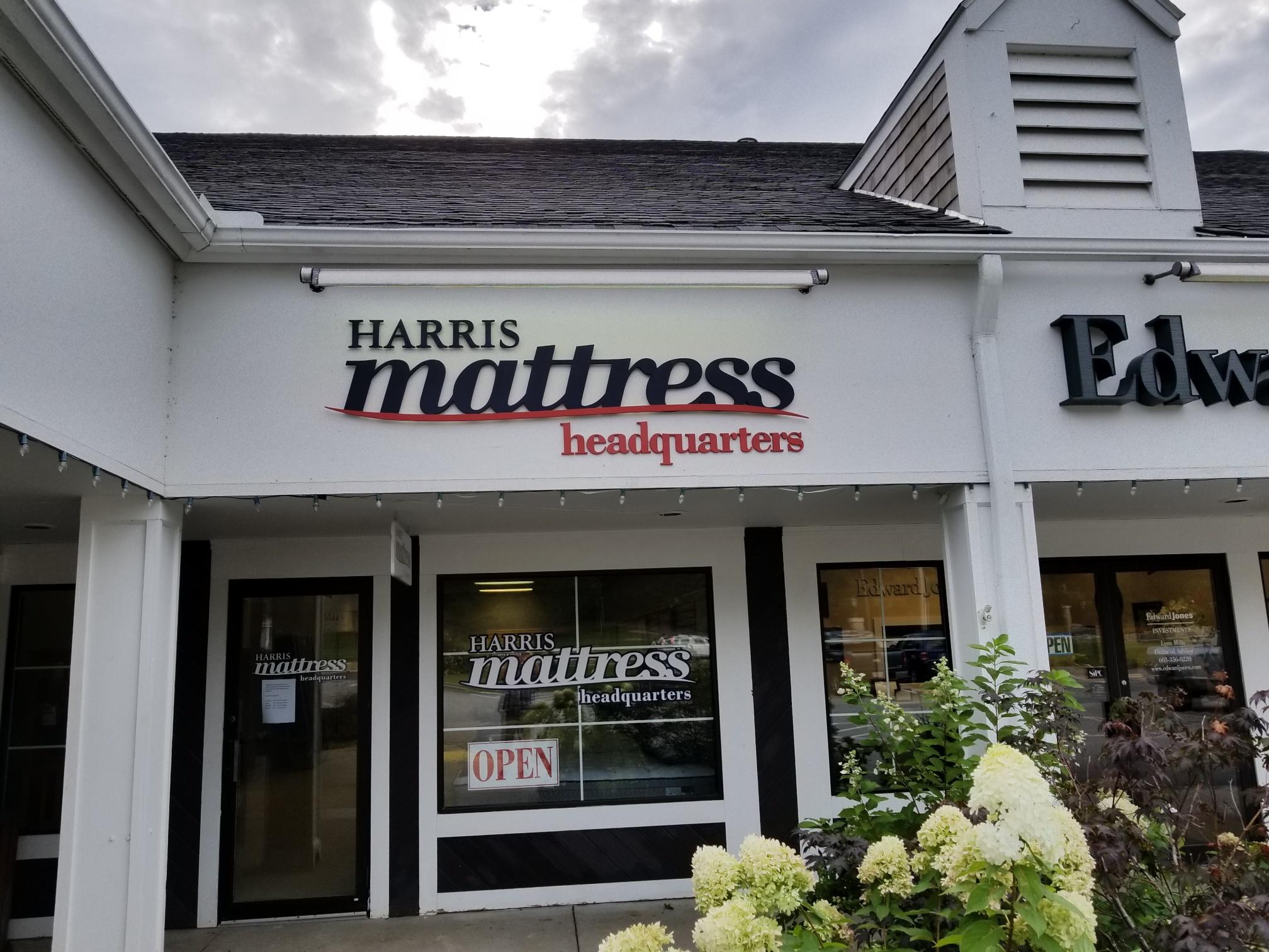 harris mattress 1