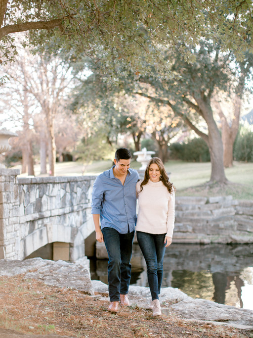 JORDAN + NOLAN | SUNNY AND SWEET COLLEYVILLE ENGAGEMENT SESSION