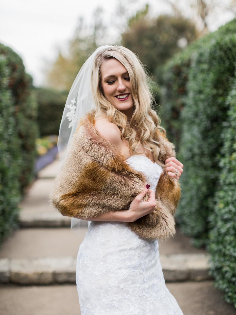 bridal fur