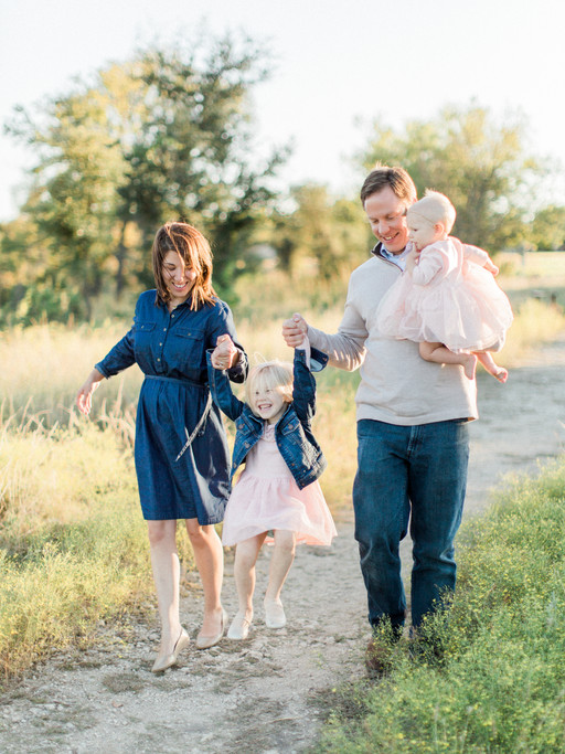 KATRI FAMILY | TANDY HILLS FT WORTH FAMILY SESSION