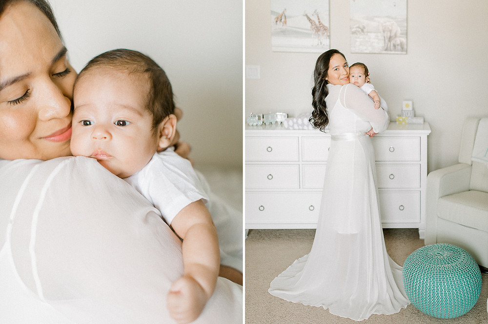 nursery newborn session