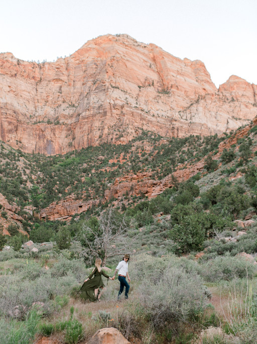 THE HIGGINS   ZION NATIONAL PARK ANNIVERSARY SESSION