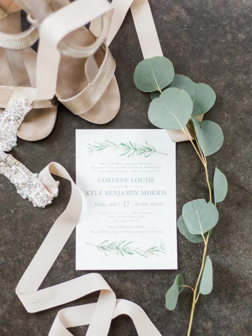 CORINNE + KYLE | FILTER BUILDING DALLAS WEDDING