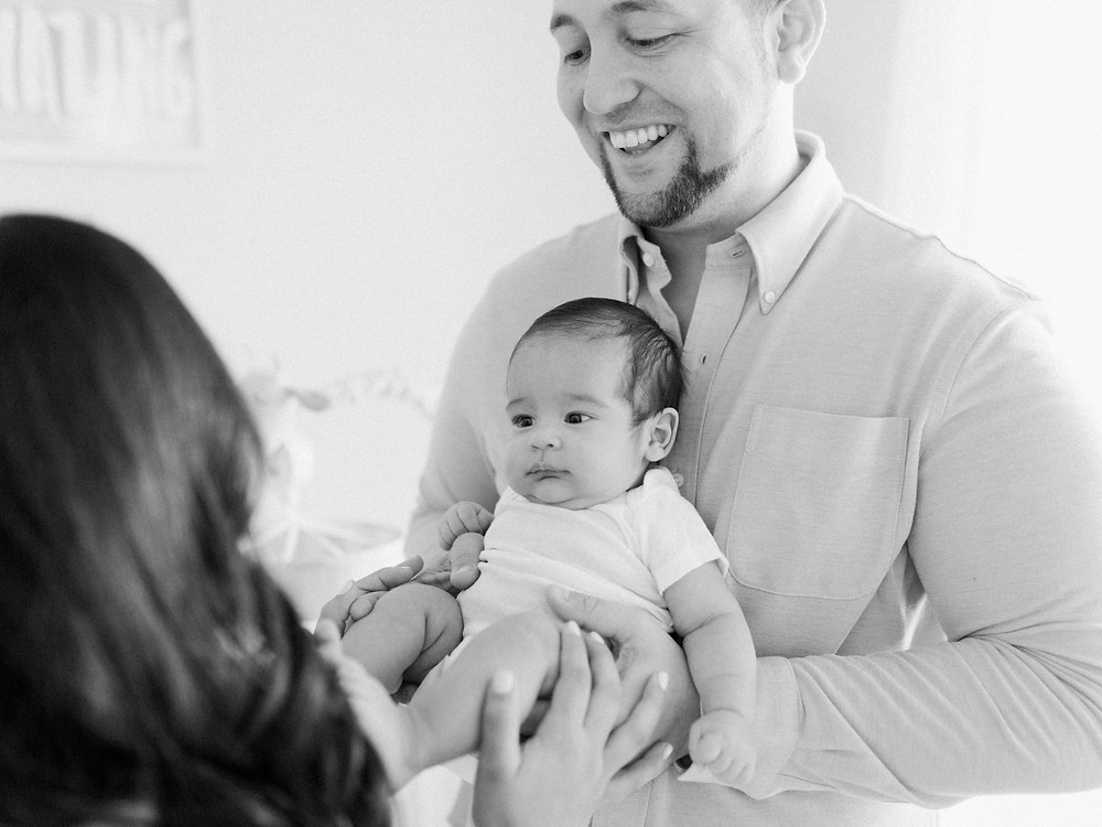 dallas photographer lifestyle newborn