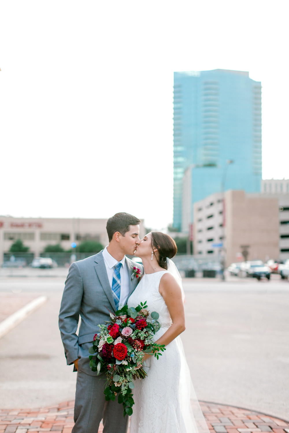 downtown fort worth wedding