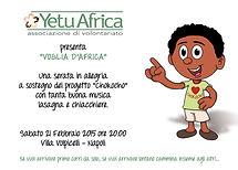 Carnevale con Yetu Africa a Villa Volpicelli