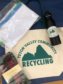 TVCR Sustainable Shopper Kit