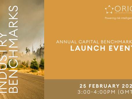 Annual ORIC Capital Benchmark Launch Event