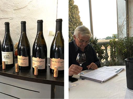 Le Wine Advocate: Récompenses et notes