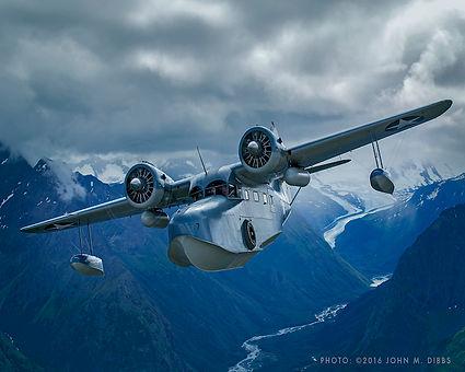 Grumman Goose B81 Alaska Flight Instruction MES Seaplane Rating Multi Engine Sea Training