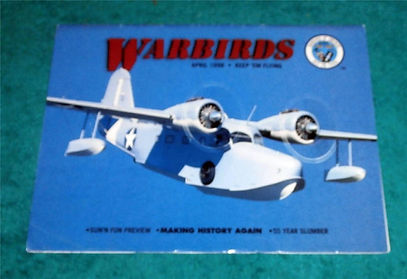 Warbirds Goose Awards