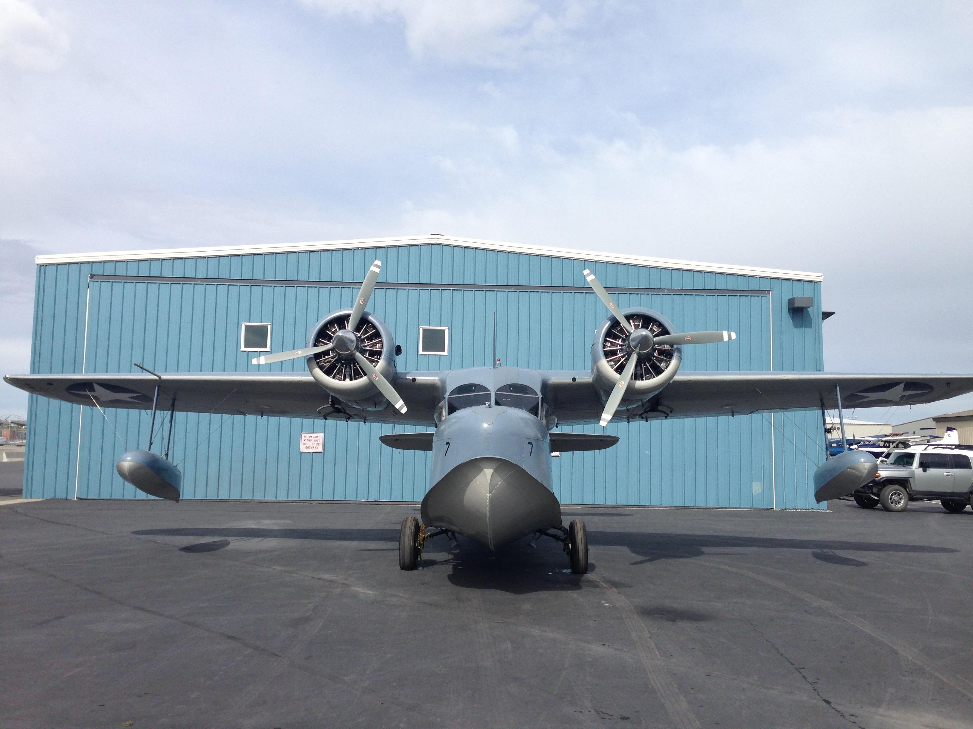The Goose Hangar