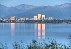 The Anchorage Skyline