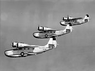 Pilots in formation