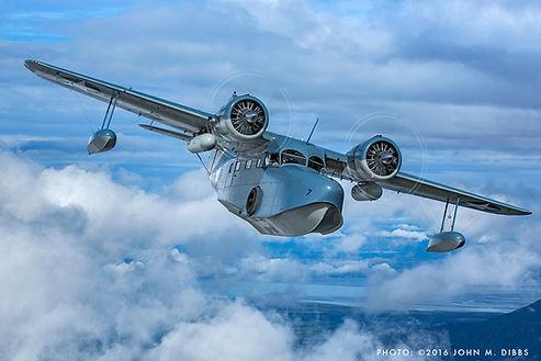 Grumman Goose takeoff Lake Hood Alaska