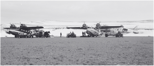 Alaska Grumman Goose History