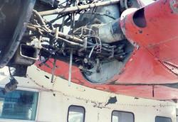 The Left Engine Revealed