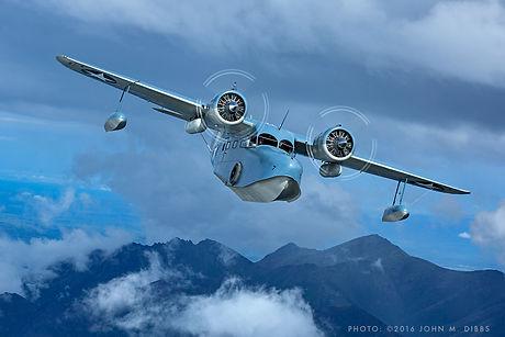 Grumman Goose Multiengine Seaplane Rating MES