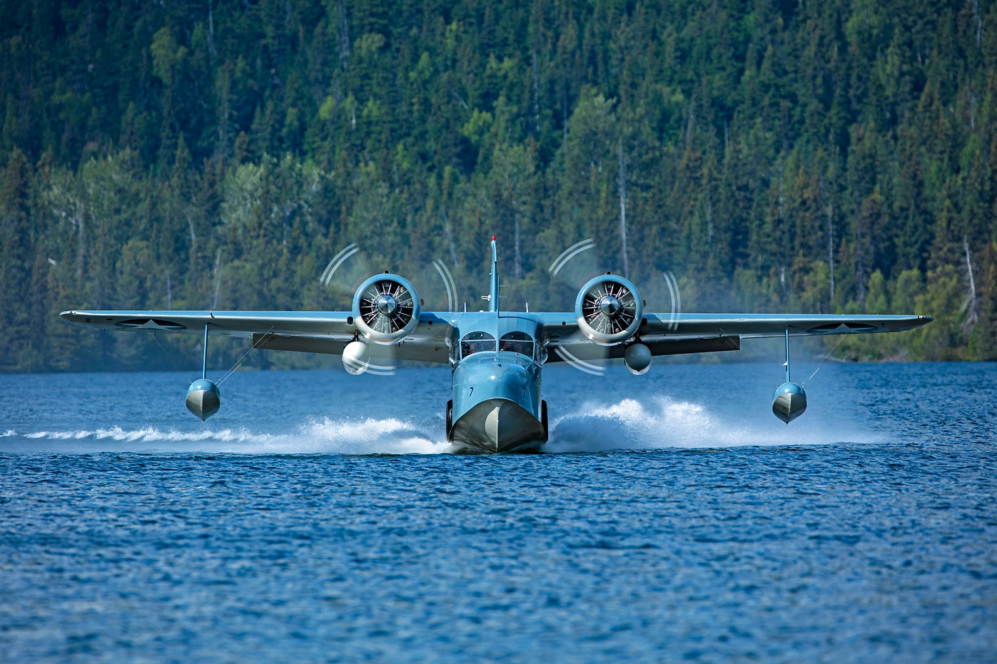 Flight Instruction Multi Engine Seaplane Alaska