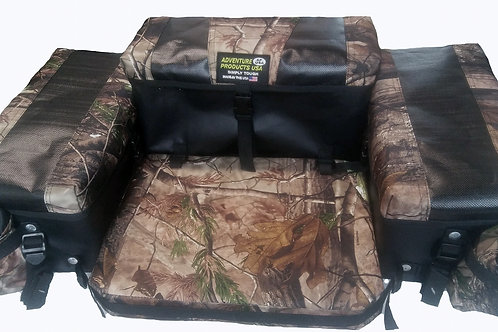 Utility Seat with Cooler